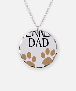 Big Paws Berner Dad Necklace