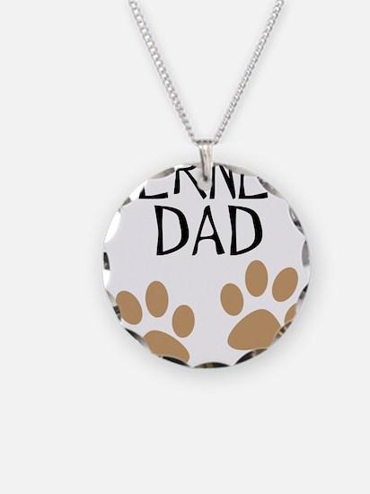 Big Paws Berner Dad Necklace