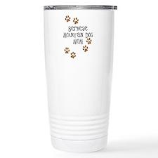 Bernese Mt. Dog Mom Travel Coffee Mug