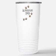 Bloodhound Dad Travel Mug