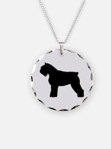 Bouvier des Flandres Dog Necklace