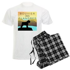 Bouvier By The Sea Pajamas