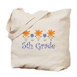 5th Grade Tote Bag