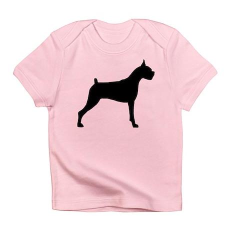 Boxer Dog Infant T-Shirt