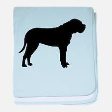 Bullmastiff Dog Breed baby blanket