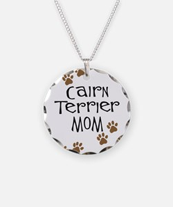 Cairn Terrier Mom Necklace