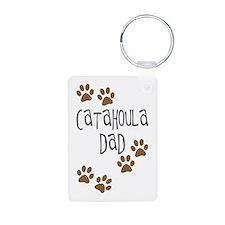 Catahoula Dad Keychains