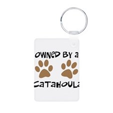 Owned By A Catahoula Keychains