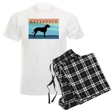 Catahoula Blue Mt. Men's Light Pajamas