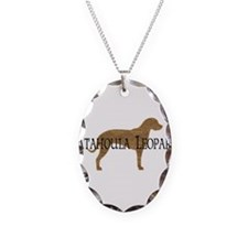 Catahoula Leopard Dog Necklace