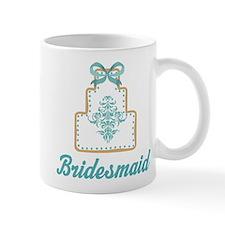 Bridesmaid Wedding Cake Mug