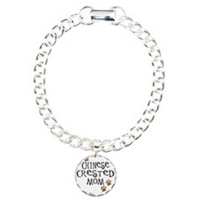 Chinese Crested Mom Bracelet