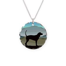 Blue Hills Coonhounds Necklace