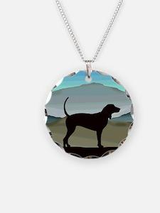 Blue Hills Coonhounds Necklace