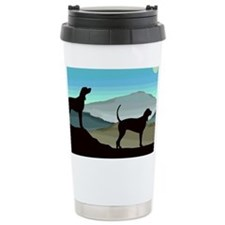 Blue Hills Coonhounds Travel Mug