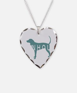 Coonhound Dogs Necklace