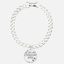 Bluetick Coonhound Dad Bracelet