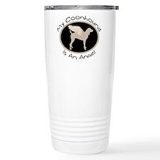 Coonhound is an Angel Travel Mug