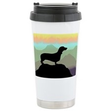 Desert Dawg Doxie Travel Mug