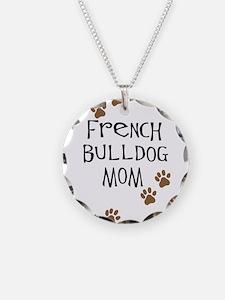 French Bulldog Mom Necklace