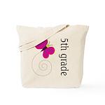 Cute Fifth Grade Tote Bag