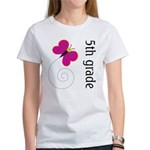 Cute Fifth Grade Women's T-Shirt