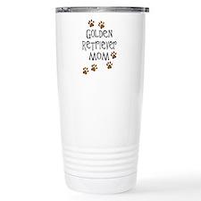 Golden Retriever Mom Thermos Mug