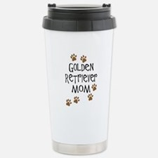 Golden Retriever Mom Travel Mug