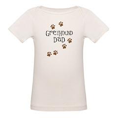 Greyhound Dad Tee