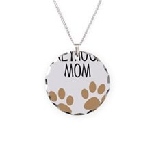 Greyhound Mom Necklace