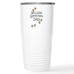 Belgian Sheepdog Dad Travel Mug