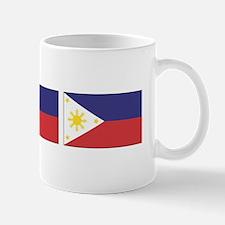 3 Philippine Flags Mug