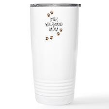 Irish Wolfhound Mom Travel Mug