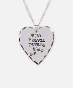 Jack Russell Terrier Mom Necklace