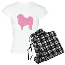 Pink Keeshond Pajamas