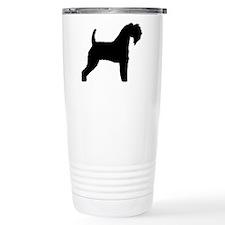 Kerry Blue Terrier Travel Coffee Mug