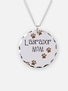 Labrador Mom Necklace