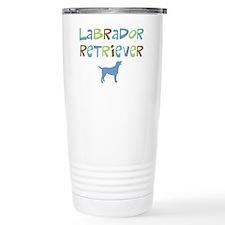 Cute Labrador bumper Travel Mug