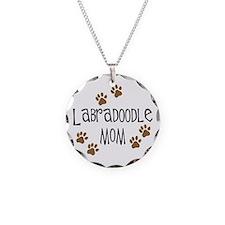 Labradoodle Mom Necklace