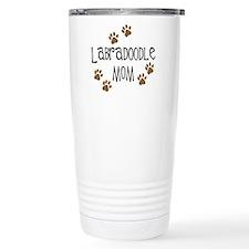 Labradoodle Mom Thermos Mug
