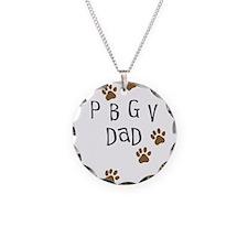 PBGV Dad Necklace
