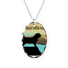 Petit Basset By The Sea Necklace