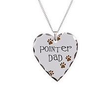 Pointer Dad Necklace