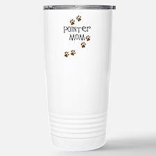 Pointer Mom Stainless Steel Travel Mug