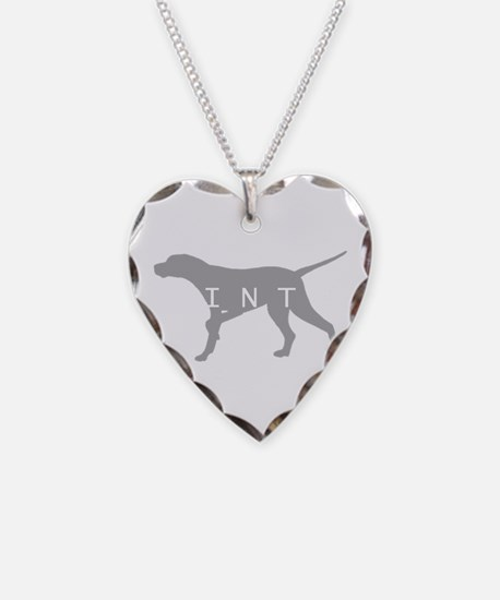 Pointer Dog Breed Necklace