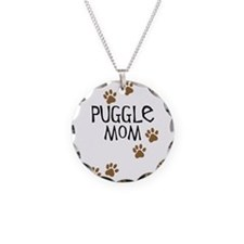 Puggle Mom Necklace