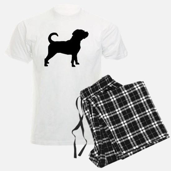 Puggle Dog pajamas
