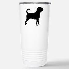 Puggle Dog Travel Mug