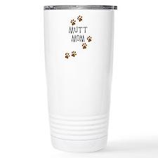 Mutt Mom Travel Mug