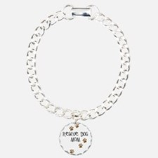Rescue Dog Mom Bracelet